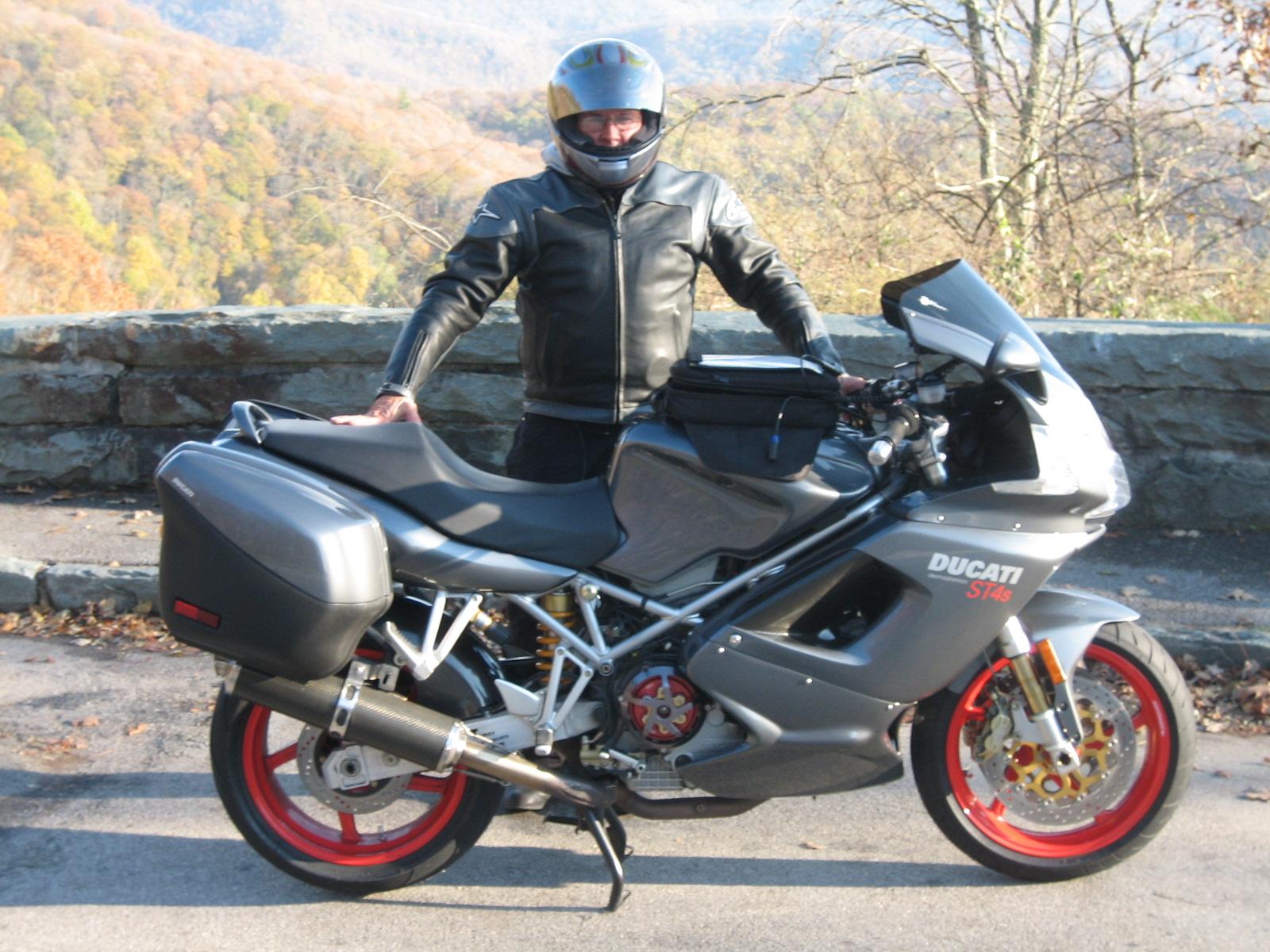 Ducati St Dp Exhaust