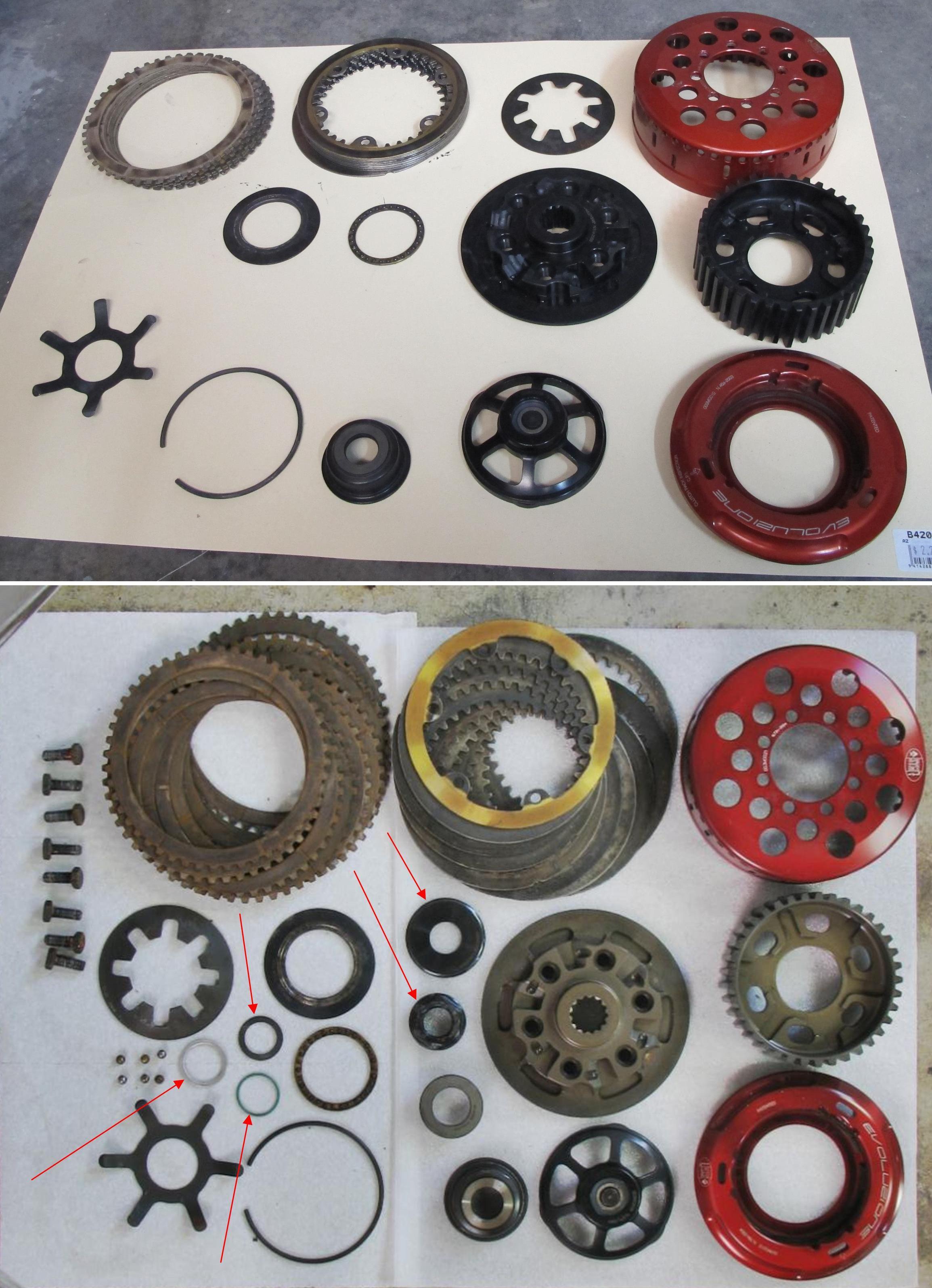 Stm Slipper Clutch Help Ducati Ms The Ultimate Ducati