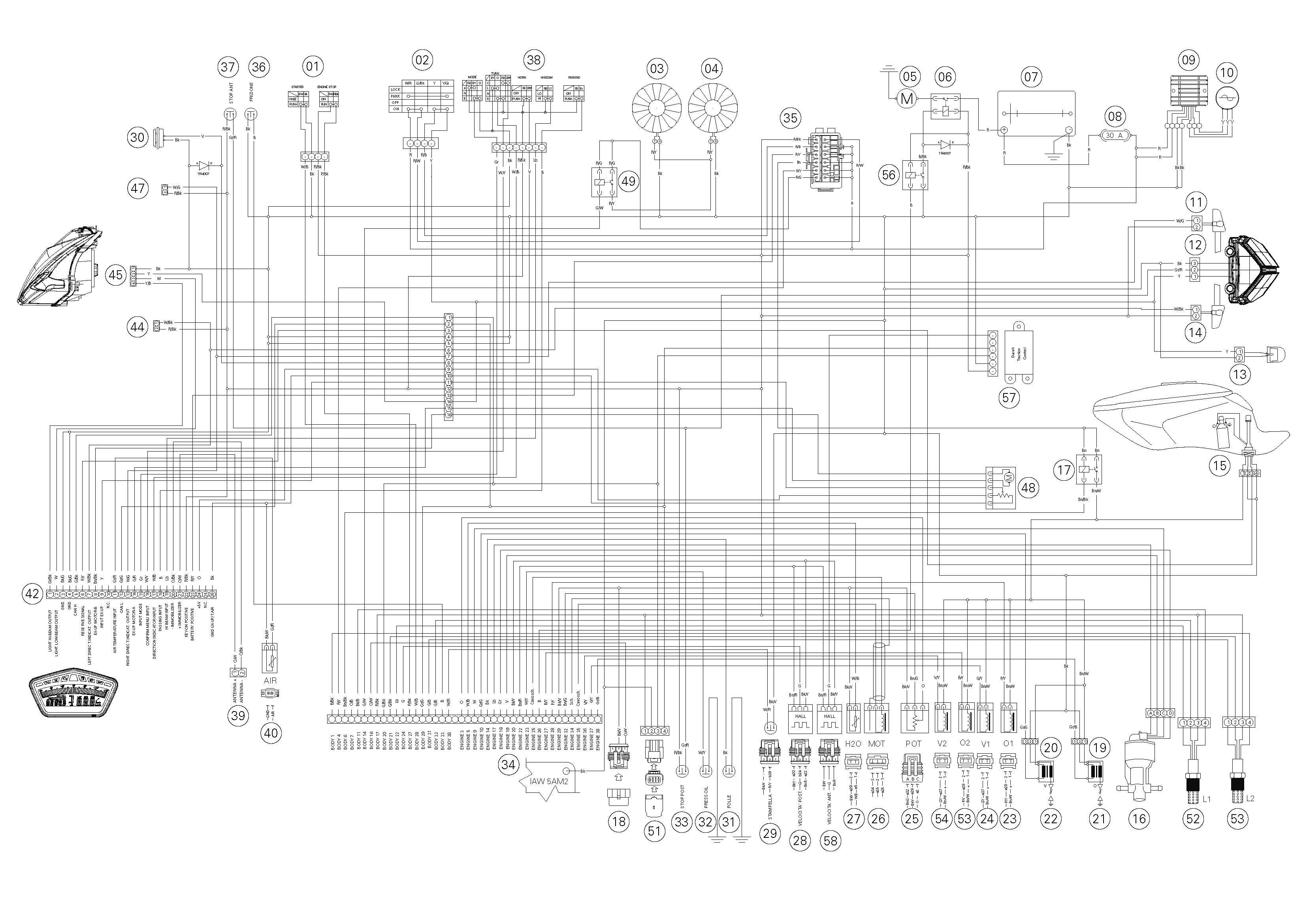 wire diagram for a streetfighter | ducati.ms - the ultimate ducati forum  ducati.ms