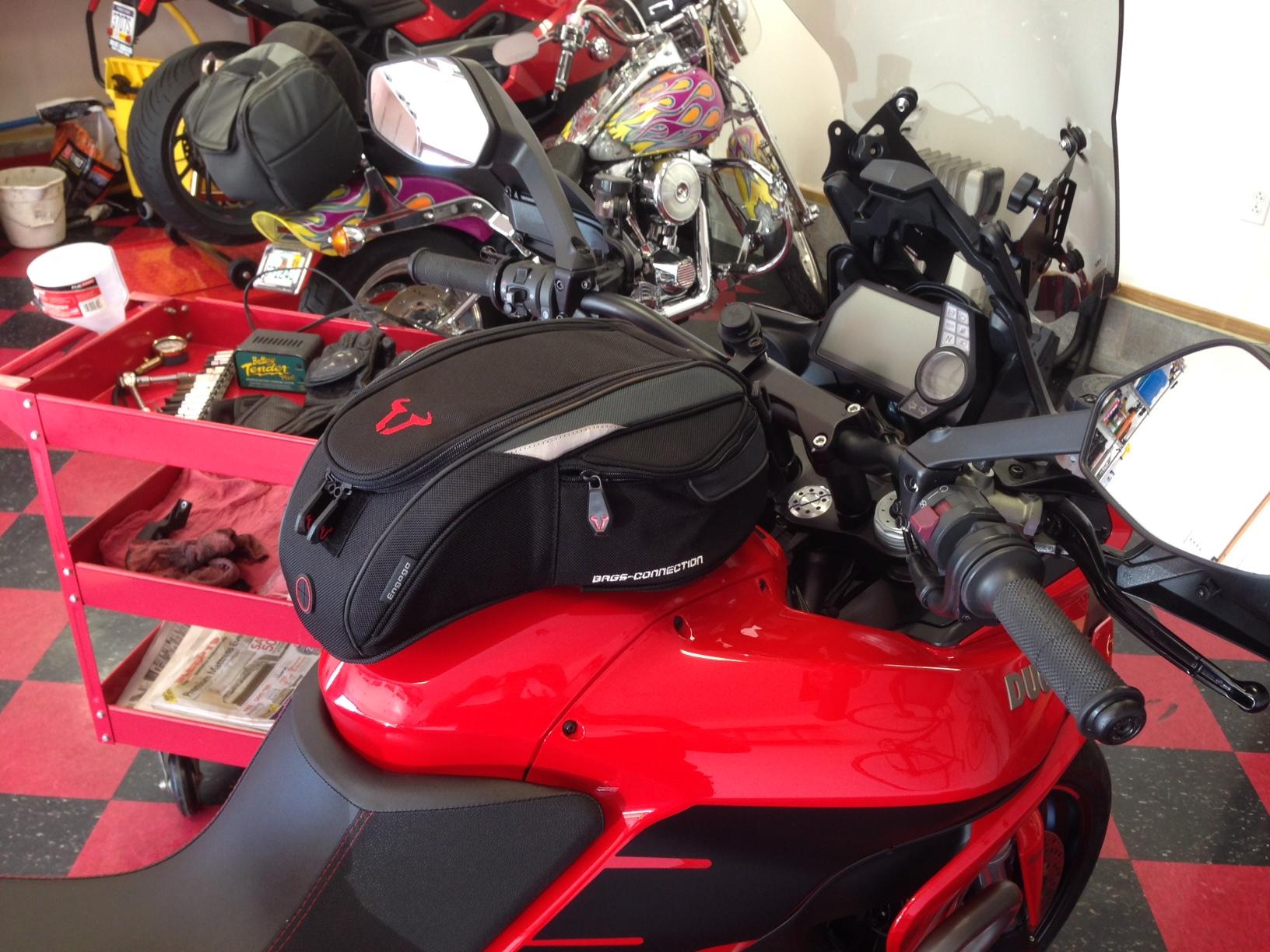 Ducati Multistrada Tank Bag