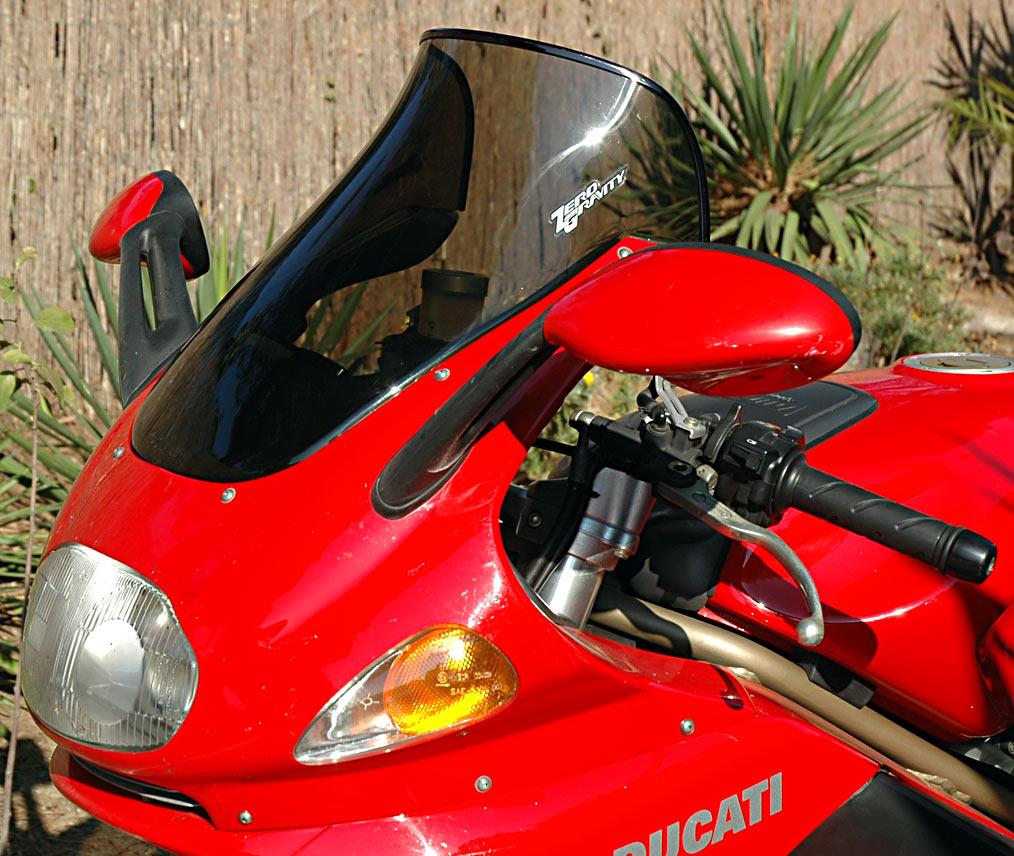 Zero Gravity Double Bubble Vs Sport Tour Ducati Ms The