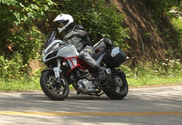 Showcase cover image for Multistrada