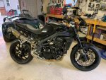rwantin's 2009 Triumph Speed Triple