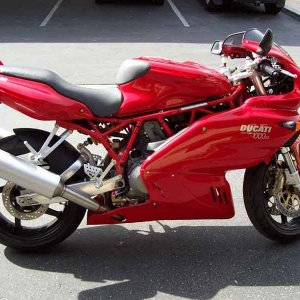 2006 Supersport 1000 DS