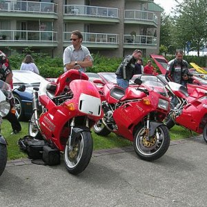 North Vancouver Italian Bike & Car Show 2006