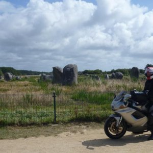 Carnac stones, France (3)