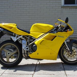 my old 916