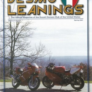 Us Desmo Leanings Cover
