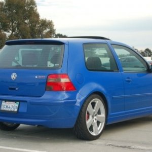 My GTI yet again