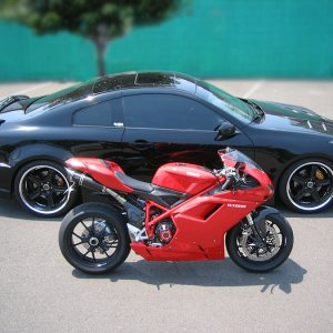 The 1098 & G35