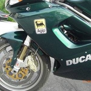 Ducati Matrix ST4s