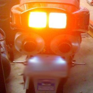 Leds On The Duc