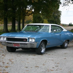 68 Buick Gs