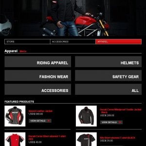 Men S   Ducati North America 1258668699220