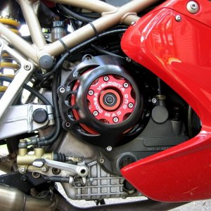 Flow Clutch Cover