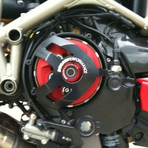 Ducati Performance Clutch Cover