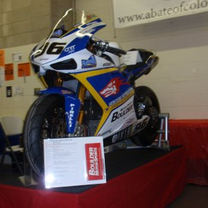 World Superbike On Display