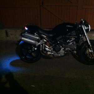 Black Betty At Night