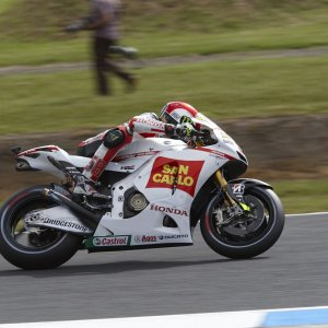 In Honour Of Marco Simoncelli - Super Sic