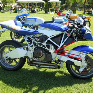 The Quail Motorcycle Gathering 2010
