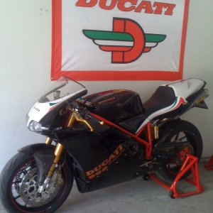 Best Modified Superbike At The Desmo Challenge