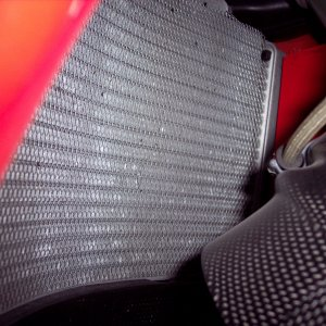 Easy, Cheap Radiator Guard