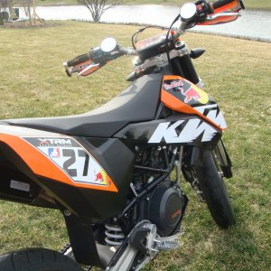 2008 Ktm 690 Smc For Sale!!