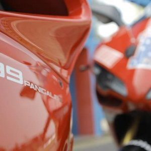 Panigale Track Day