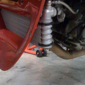Oil Cooler Protection