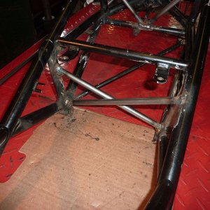 Monster Frame Bracing