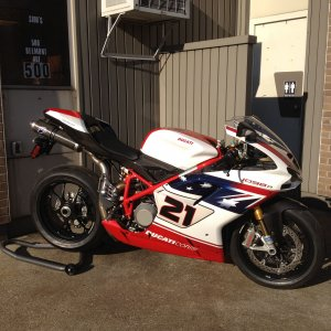 2009 Bayliss Le #284