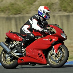 Damo At The Track Eastern Creek 2011