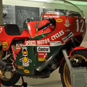 Mike Hailwood Bike