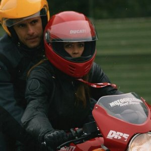 Where it all began in Italy with Ducati Riding Experience and the wonderful Walter Ansaloni : )